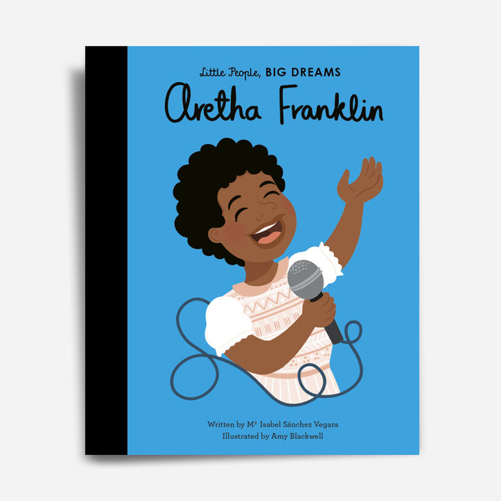 Aretha Franklin (Little People, Big Dreams)