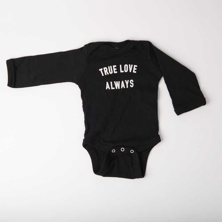 True Love Always Onesie