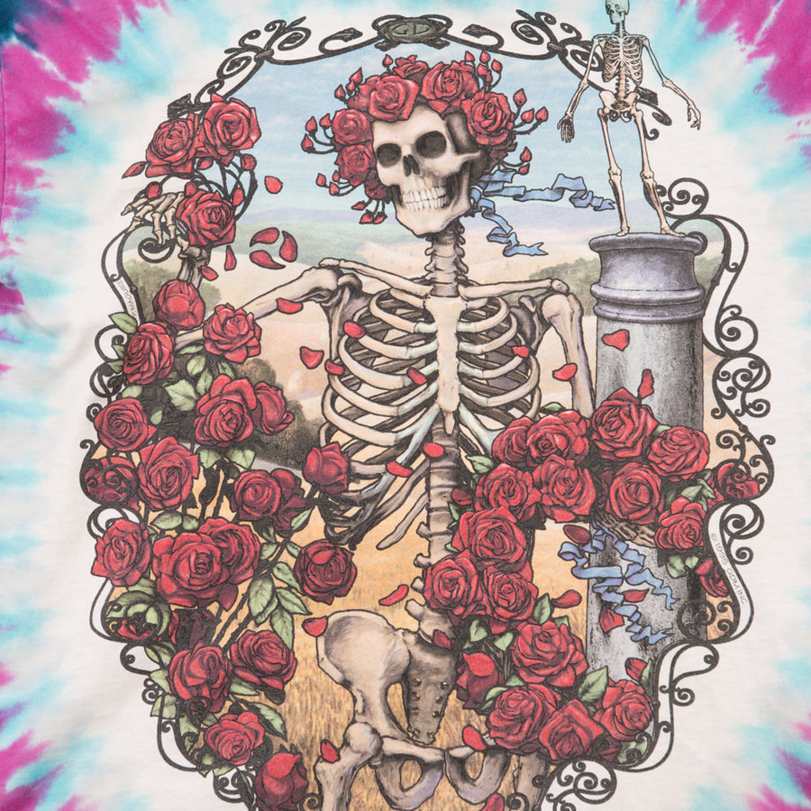 Grateful Dead Vintage 1995 Tie Dye T-Shirt