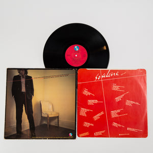 Johnny Thunders, So Alone - UK 1st Press