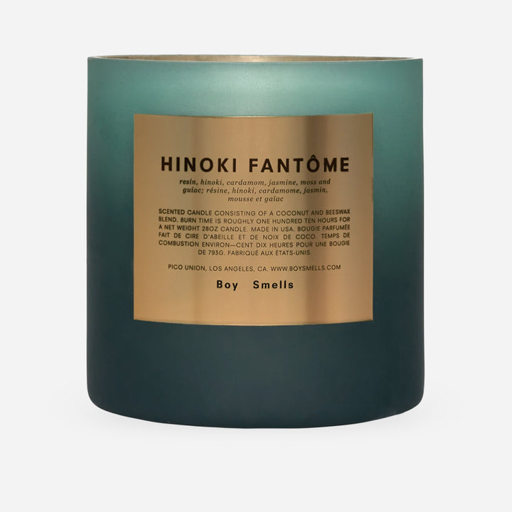 Holiday Hinoki Fantome Candle