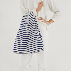 Baggu Standard Reusable Bag - Sailor Stripe