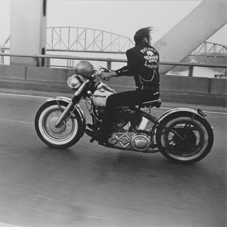 The Bikeriders, Danny Lyon
