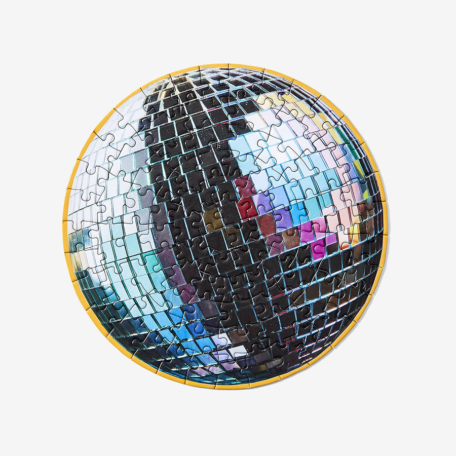 Little Puzzle Thing, Disco Ball