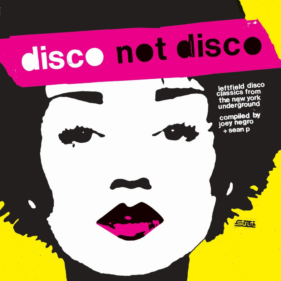 Disco Not Disco, Various Artists (3xLP)