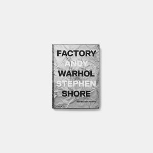Factory: Andy Warhol, Stephen Shore