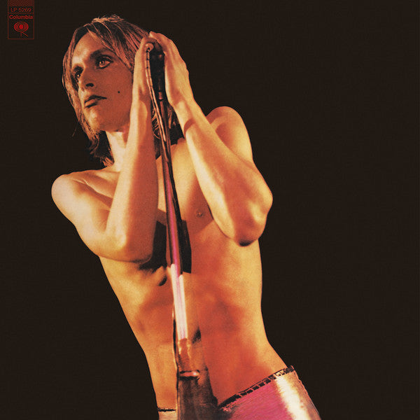 Iggy & The Stooges, Raw Power (on Red Vinyl)