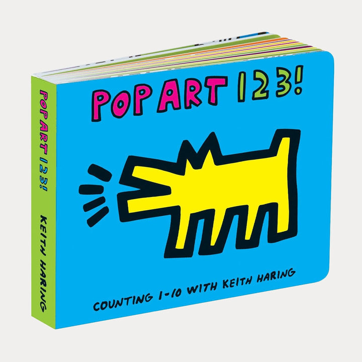 Keith Haring Pop Art 123!