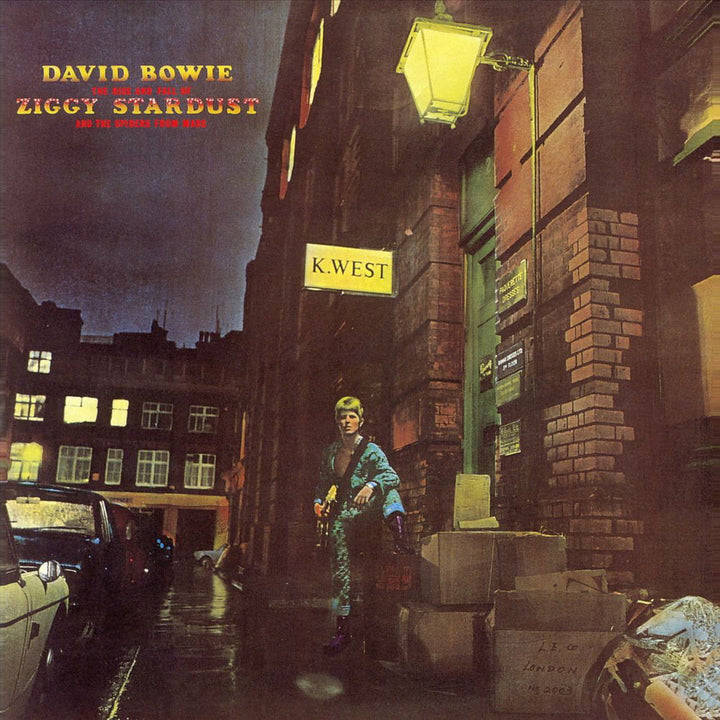 David Bowie, The Rise and Fall of Ziggy Stardust