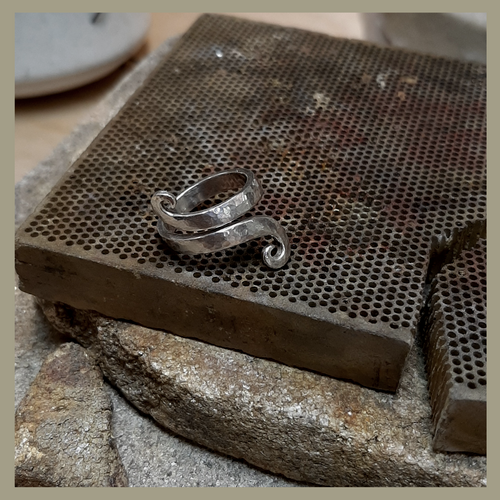 "POSTPONED ""Make your own silver ring"" Workshop"