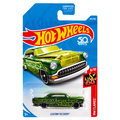 Hot Wheels Basic 1:64 Scale (Chosen at random)