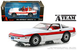 Greenlight Hollywood - The A-Team 1984 Chevrolet Corvette C4 1:18 Scale