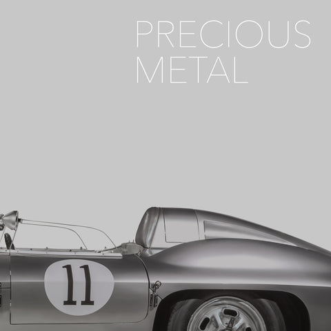 Precious Metal Exhibit Book