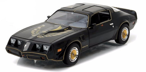 1980 Smokey and the Bandit II Trans Am 1:24 Scale
