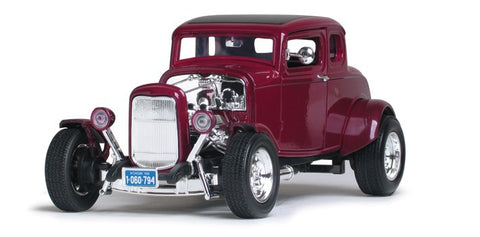 1932 Ford Five Window Coupe Diecast 1:18 Scale