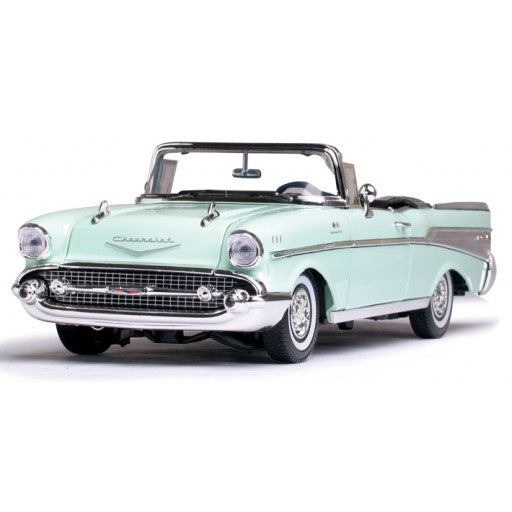 1957 Chevrolet Bel Air Convertible 1:18 scale