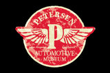 Petersen Metal Sign - Vintage Flying P