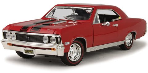 MotorMax 1967 Chevy Chevelle SS 396 1:18 Scale