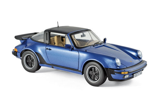 1987 Porsche 911 Turbo Targa 3.3 1:18 scale