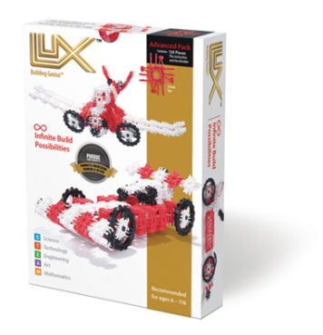 Lux 120 Piece Advanced Pack - 2 in 1