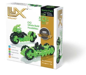 Lux 80 Piece Starter Pack - 2 in 1