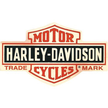 Harley-Davidson Bar & Shield Die-Cut Magnet