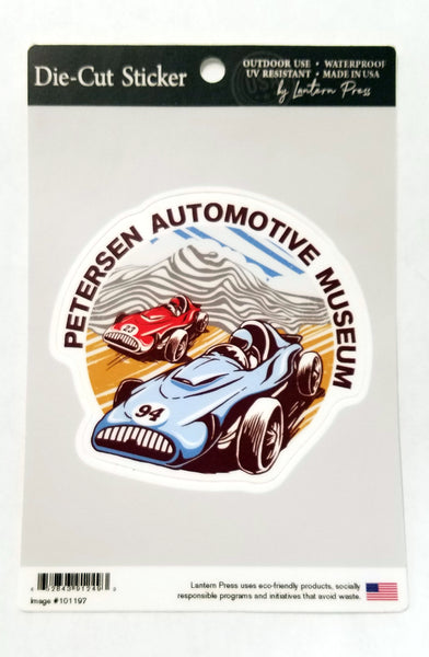 Fast Pass - Die-Cut Sticker