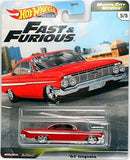 Hot Wheels Fast & Furious 1:64 Assortment