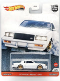 Hot Wheels Car Culture Power Trip- 87 Buick Regal GNX 1:64 Scale