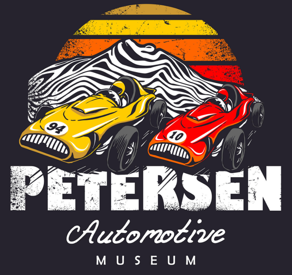 Petersen Sticker - Sunset Ride