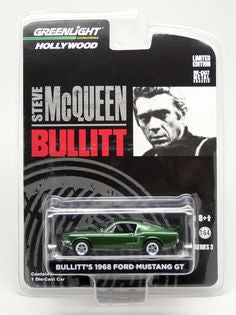 GreenLight Bullit Mustang GT 1:64 Scale