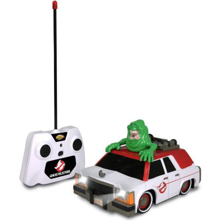 R/C Ghostbusters Ecto-1 with Glowing Slimer