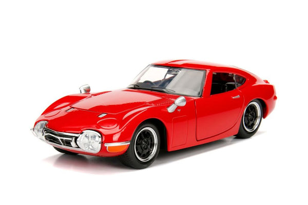 1967 Toyota 2000GT 1:24 scale