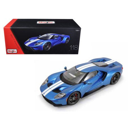 2017 Ford GT Blue Exclusive Edition