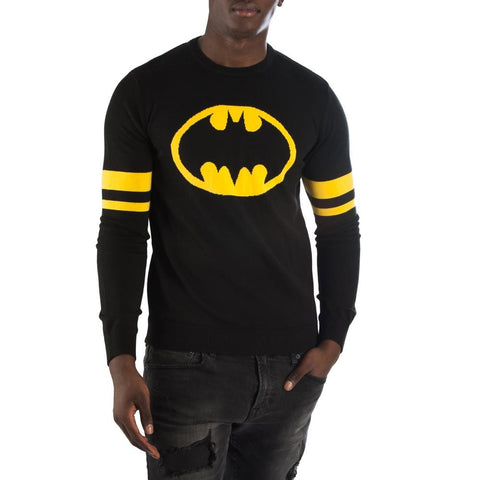 Batman Intarsia Sweater