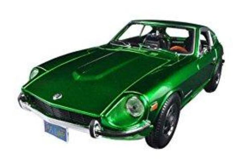 1971 Metallic Green Datsun 240Z 1:18 Scale