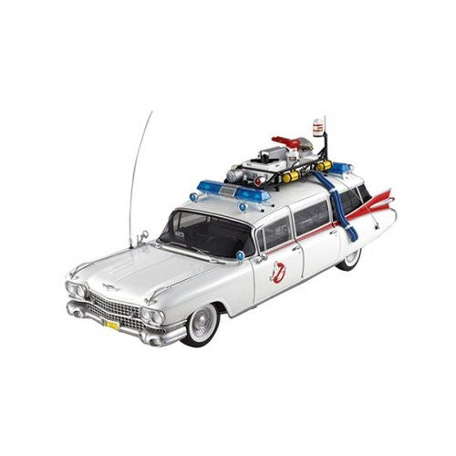 Hot Wheels Collector Ghostbusters Ecto-1 1:18 Scale