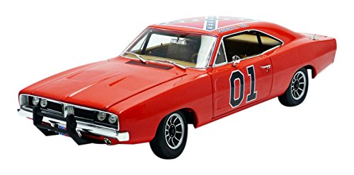 Dodge Charger 1969 General Lee 1:18 Scale