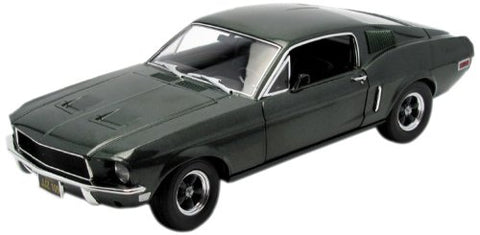 GreenLight Bullitt 1968 Ford Mustang GT Fastback 1:18 Scale