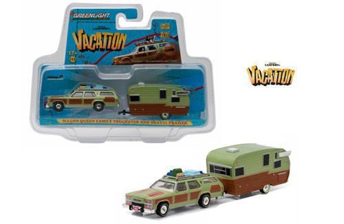 Greenlight National lampoon's Vacation Wagon Set 1:64 Scale
