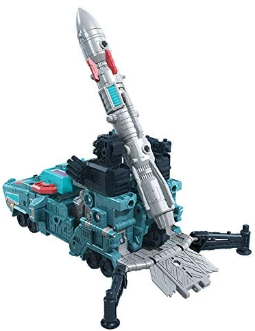 Transformers War for Cybertron: Earthrise Leader Doubledealer Triple Changer