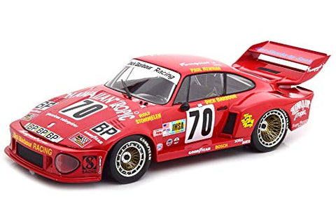Norev Porsche 935 1st in Class 2nd Place France 24h 1979 Newman/Barbour/Stommelen 1:18 Scale