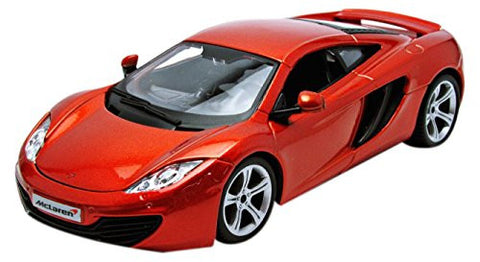 Mclaren MP4-12C Metallic Orange 1:24 scale