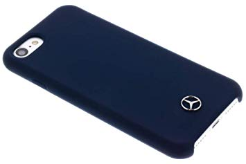 MERCEDES LIQUID SILICON iPhone Case with microfiber lining