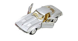 Kinsmart- 1963 Chevy Corvette Sting Ray - Loose 1:36 Diecast