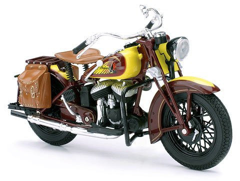 1934 Indian Sport Scout