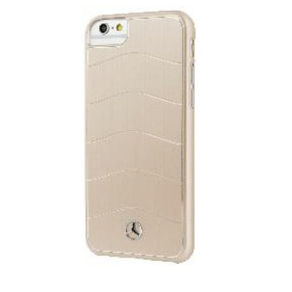 Mercedes-Benz Organic III Brushed Aluminium Hard Case