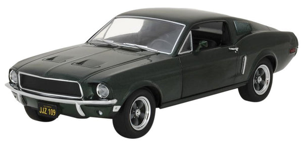 Greenlight Bullitt 1968 Ford Mustang GT Fastback 1:24 Scale