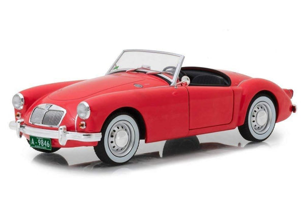 1959 MG A 1600 Roadster MkI - Elvis Presley 1:18 scale