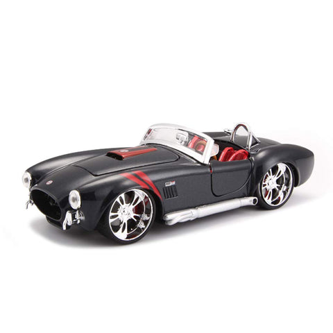 MAISTO ALLSTARS 1965 SHELBY COBRA 427 1:24 SCALE